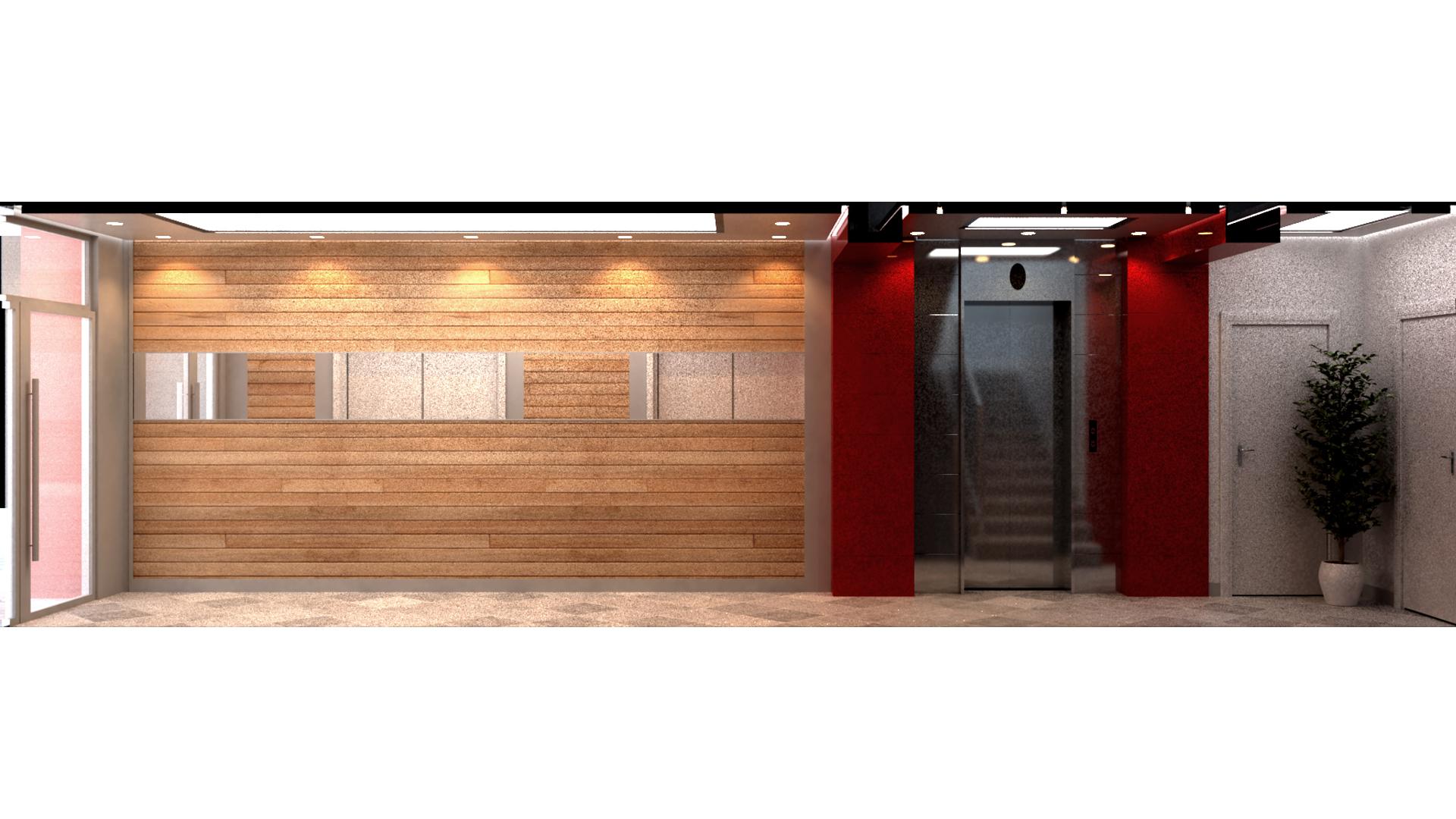 Dintel 2 estudio de arquitectura propuesta decorativa - Dintel de madera ...