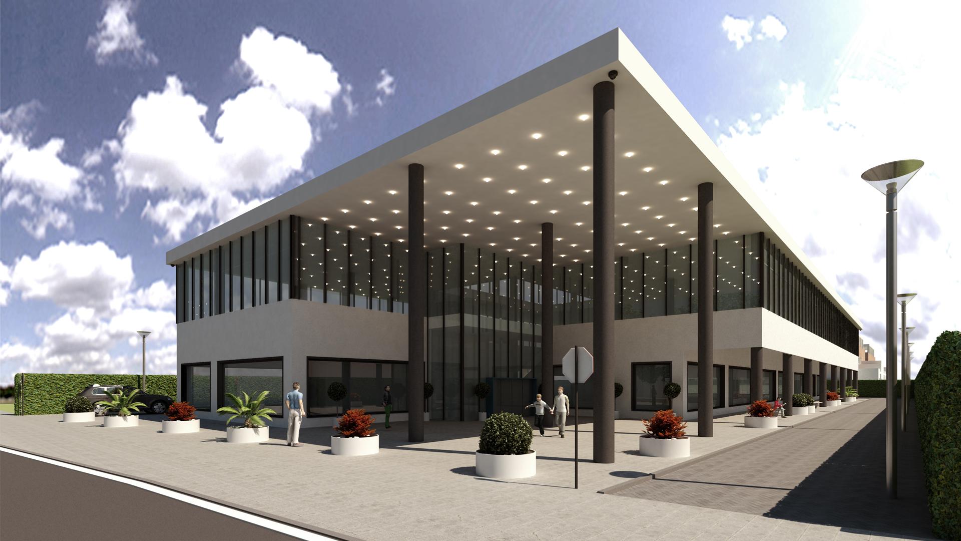 Dintel 2 estudio de arquitectura for Estudio de arquitectura